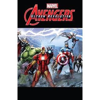 Marvel Universe Avengers Ultron Revolution 2 (Paperback)