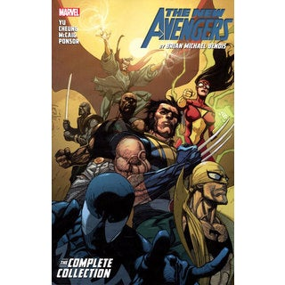 The New Avengers The Complete Collection 3 (Paperback)