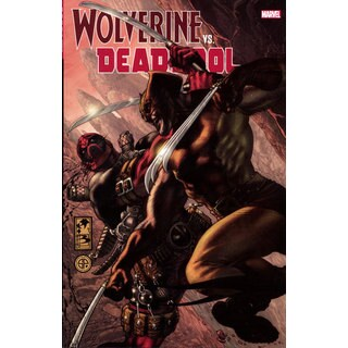 Wolverine vs. Deadpool (Paperback)