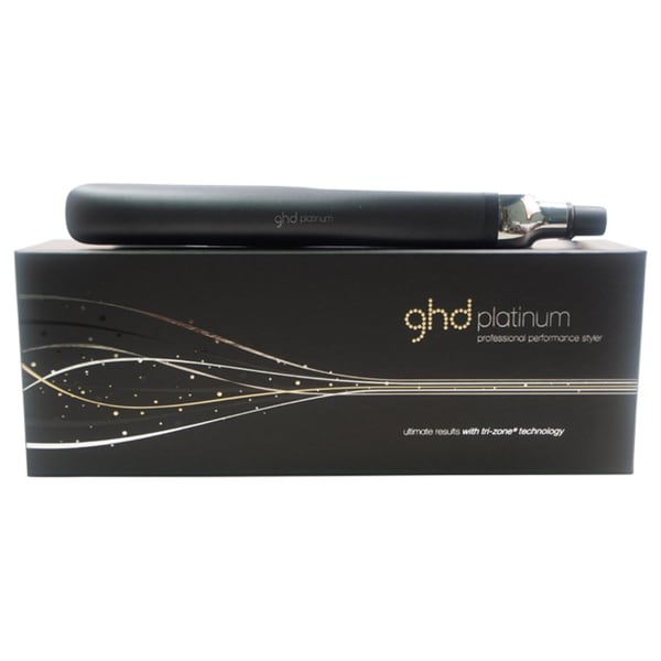 ghd Black Platinum 1-inch Styler