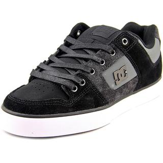 DC Shoes Men's 'Pure SE' Leather Athletic Shoes