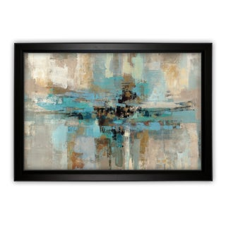 'Morning Fjord' Quality Hand-wrapped Canvas by Silvia Vassileva (Framed Version)
