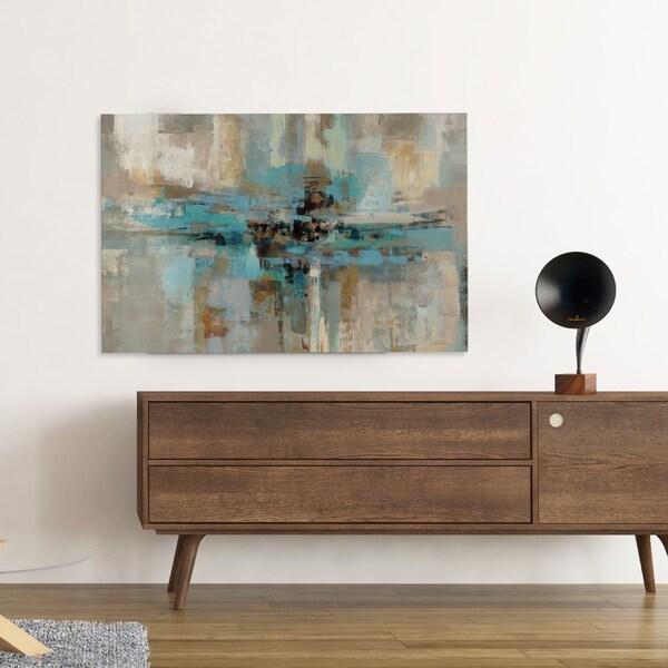 Exceptionnel Silvia Vassileva U0026#x27;Morning Fjordu0026#x27; Quality Hand Wrapped Canvas