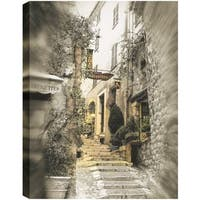 ArtMaison Canada P.T.Turk 'Slope II' 18-inch x 24-inch Gallery-wrapped Ready-to-hang Landscape Photography Wall Art Decor