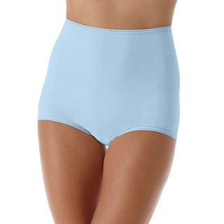 Cool Cotton Women's Blue Sky Skimp Skamp Brief
