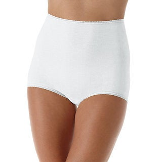 Cool Cotton Women's White Skimp Skamp Brief