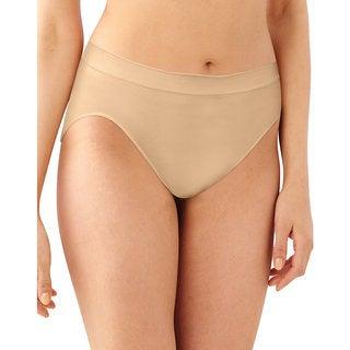 Comfort Women's Revolution Hi-Cut Nude Panty