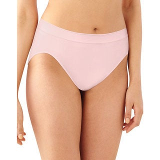 Comfort Women's Revolution Hi-Cut Blushing Pink Panty (3 options available)