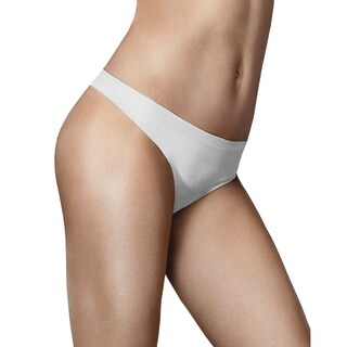 Comfort Devotion Women's White Thong