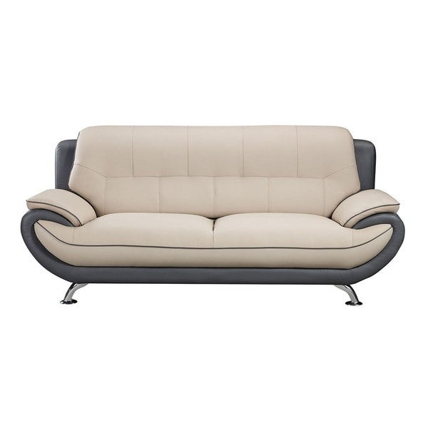 Gentil American Eagle Light Grey U0026amp; Dark Grey Sofa