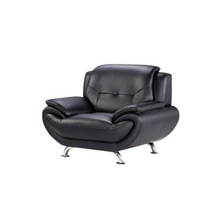 American Eagle Black Chair