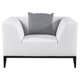 American Eagle White Chair