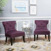 Awe Inspiring Accent Chairs Purple Shop Online At Overstock Uwap Interior Chair Design Uwaporg