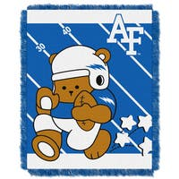 COL 044 Air Force Baby Throw