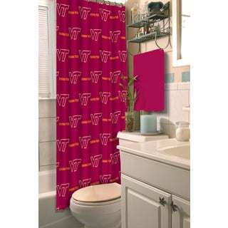 COL 903 Virginia Tech Shower Curtain