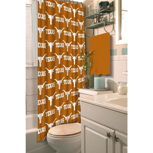 COL 903 Texas Shower Curtain