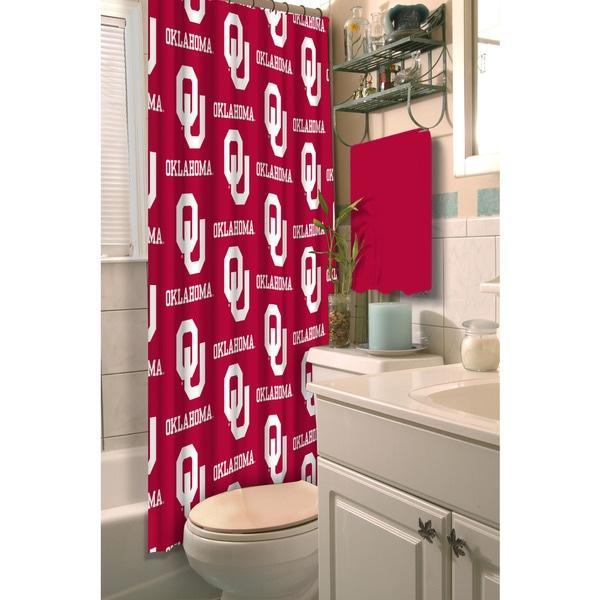 COL 903 Oklahoma Shower Curtain