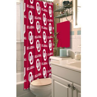 COL 903 Oklahoma Shower Curtain
