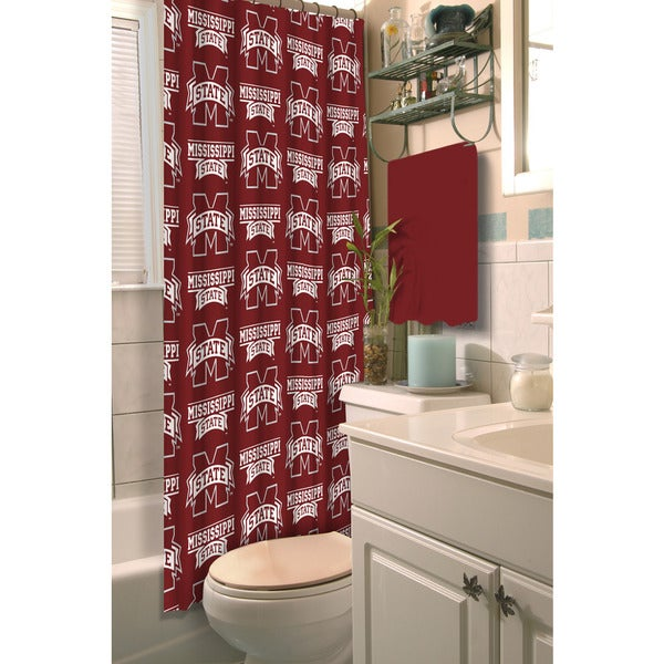 COL 903 Mississippi State Shower Curtain