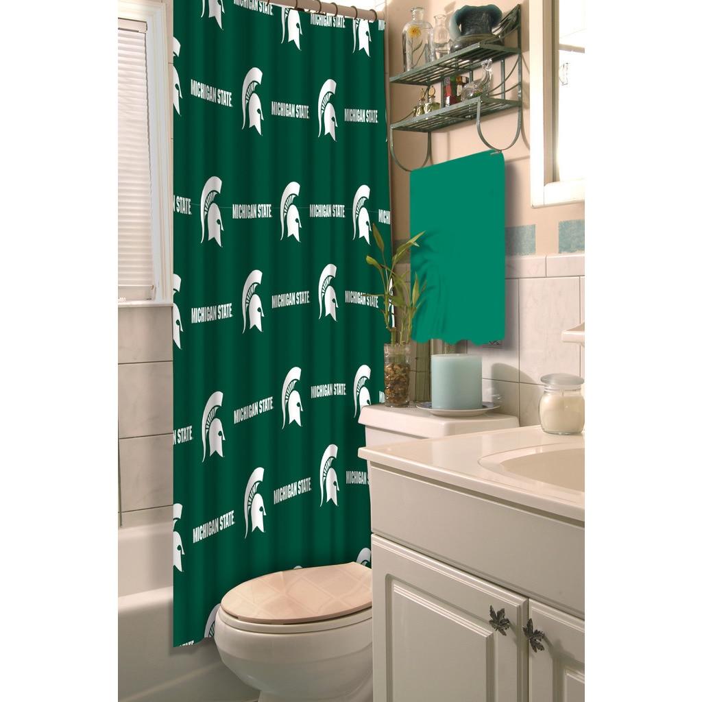 Norwesco COL 903 Michigan State Shower Curtain (Michigan ...