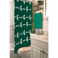 COL 903 Michigan State Shower Curtain
