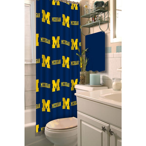 COL 903 Michigan Shower Curtain