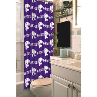 COL 903 Kansas State Shower Curtain