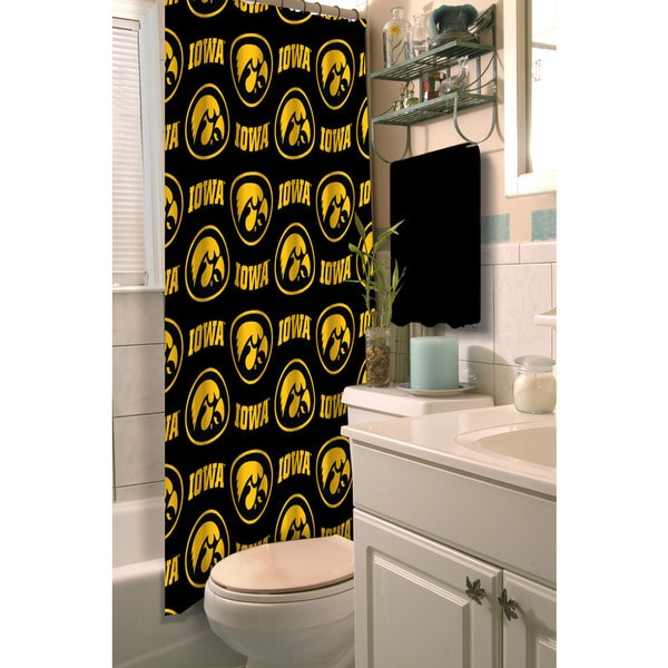 COL 903 Iowa Shower Curtain