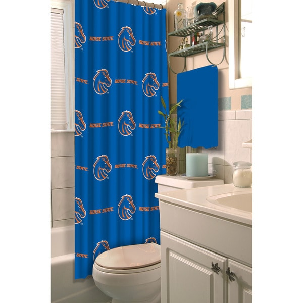 COL 903 Boise State Shower Curtain