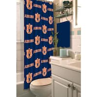 COL 903 Auburn Shower Curtain