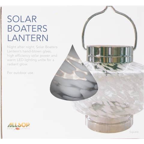 Solar Boaters Lantern Square