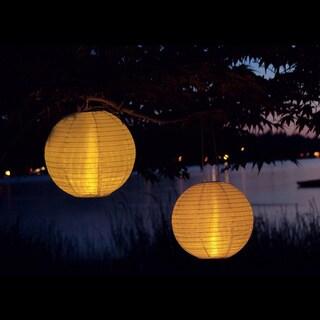 GLOW Solar Lantern White