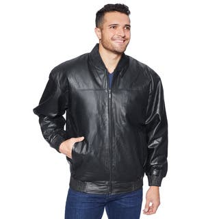 Wilda Men's Leather Jacket|https://ak1.ostkcdn.com/images/products/12184116/P19033884.jpg?impolicy=medium