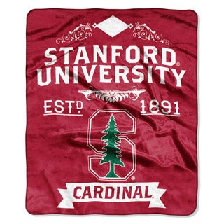COL 670 Stanford 'Label' Raschel Throw