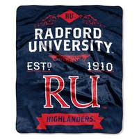 COL 670 Radford 'Label' Raschel Throw