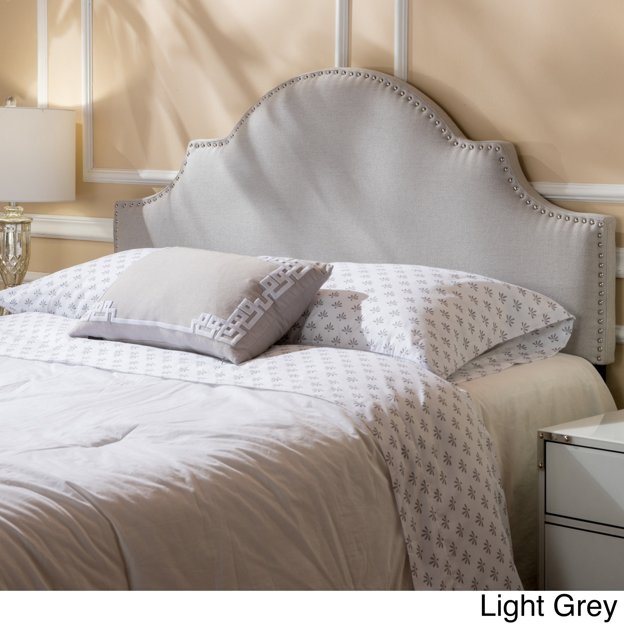 Buy Grey Headboards Online At Overstock.com | Our Best Bedroom Furniture  Deals