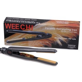 CHI WEE Ceramic 0.5-inch Flat Iron