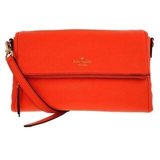 Kate Spade Cobble Hill Marsala Crossbody Bag - Bright Papaya