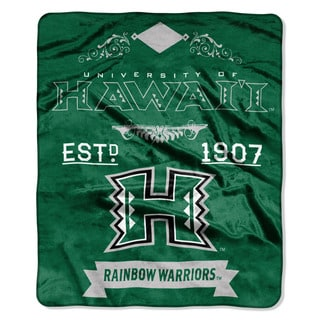 COL 670 Hawaii 'Label' Raschel Throw