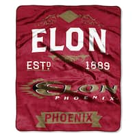 COL 670 Elon 'Label' Raschel Throw