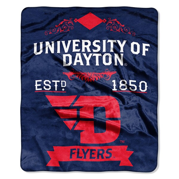 COL 670 Dayton 'Label' Raschel Throw