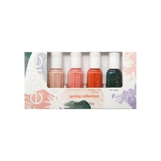 Essie Spring 4-piece Mini Nail Polish Collection