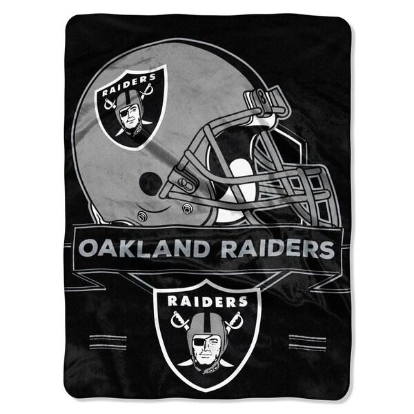 NFL 0807 Radiers Prestige Raschel Throw