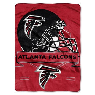 The Northwest Company NFL Atlanta Falcons Prestige Raschel Throw