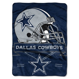 NFL 0807 Cowboys Prestige Raschel Throw