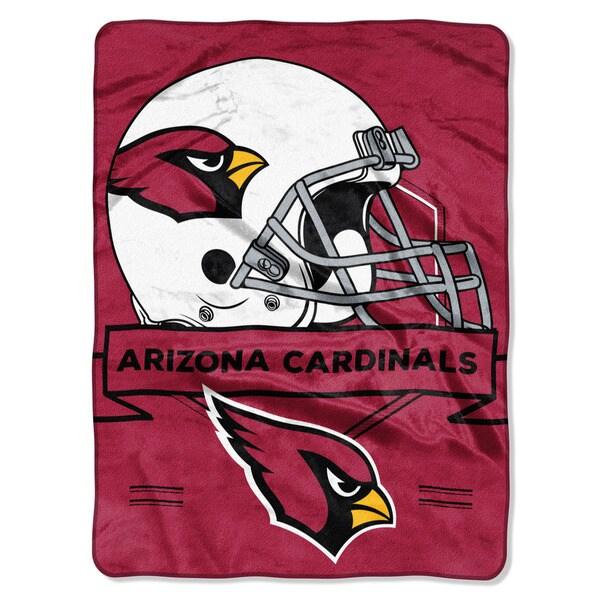 NFL 0807 Cardinals Prestige Raschel Throw