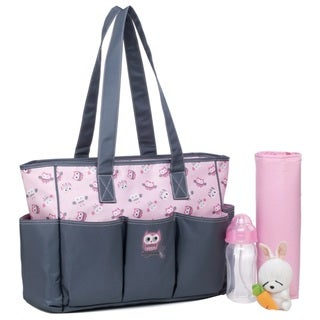 Colorland Magic Owl Tote Baby Diaper Bag