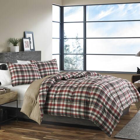 Eddie Bauer Astoria Down Alt 3-piece Comforter Set