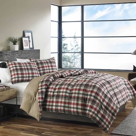 Eddie Bauer Astoria Down Alt 3-piece Comforter Set