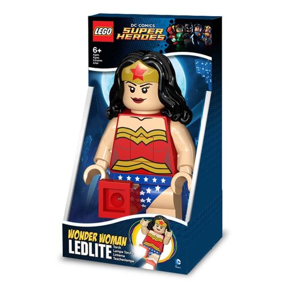 LEGO DC Super Heroes Wonder Woman Torch